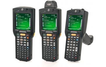 Терминалы сбора данных  Symbol (Motorola) MC3190