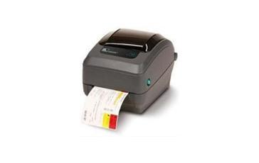 Настольный принтер этикеток Zebra GK420