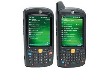 Мобильный компьютер Symbol (Motorola) MC65