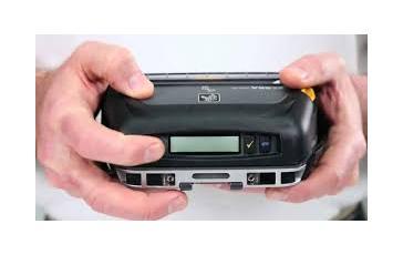 Мобильный принер штрихкодов Zebra ZQ500