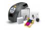 Принтер пластиковых карт Zebra ZXP Series 3, комплект